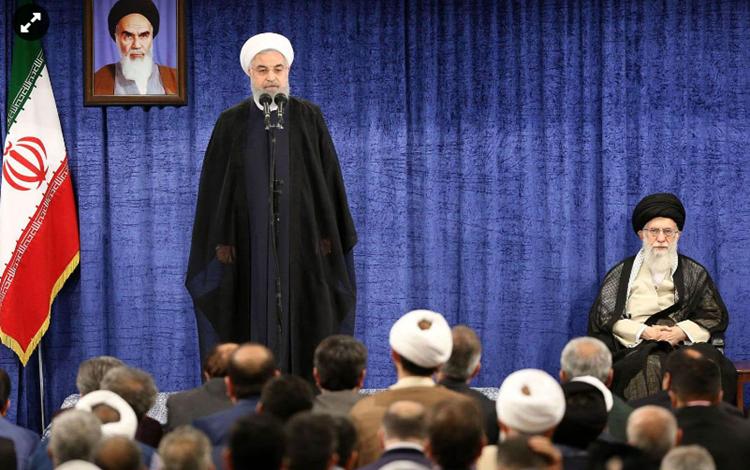 khamenei -rouhani