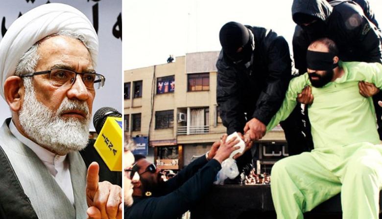 "Iran Regime Prosecutor-General: ""Unfortunate"" That Iran Is Not Amputating More People's Hands"