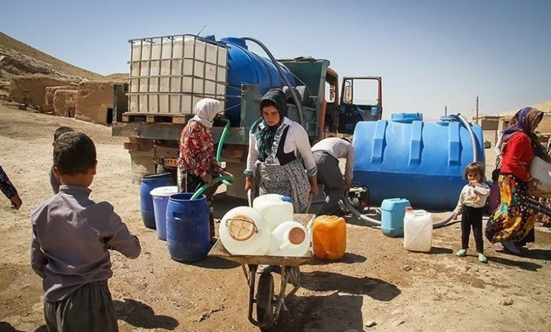 Iran Has 5 Years Before It Reaches Its Peak of Water Crisis