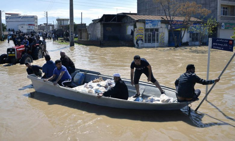 Catastrophic Management by Authorities in Face of Destructive Floods Provokes Widespread Indignation in Iran
