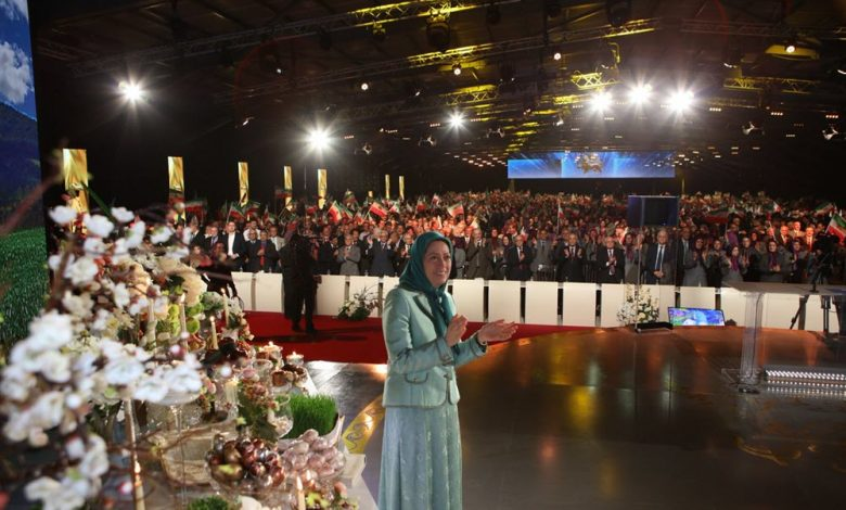 Mrs. Maryam Rajavi, addressed the people of Iran in a speech marking Nowruz, Iranian New Year