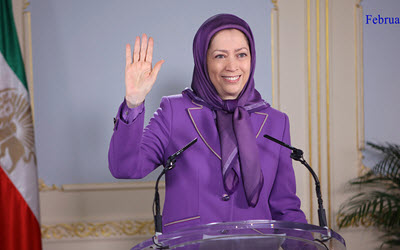 Mrs. Maryam Rajavi