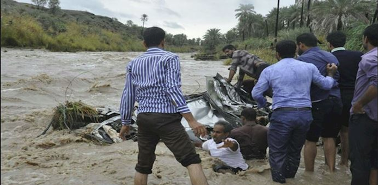 Iran Regime Was Warned About Flooding Back in October; Did Nothing