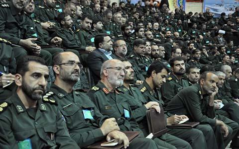 Iran: IRGC