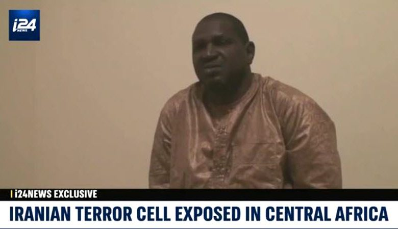 Iran Regime-Backed Terror Network in Central Africa