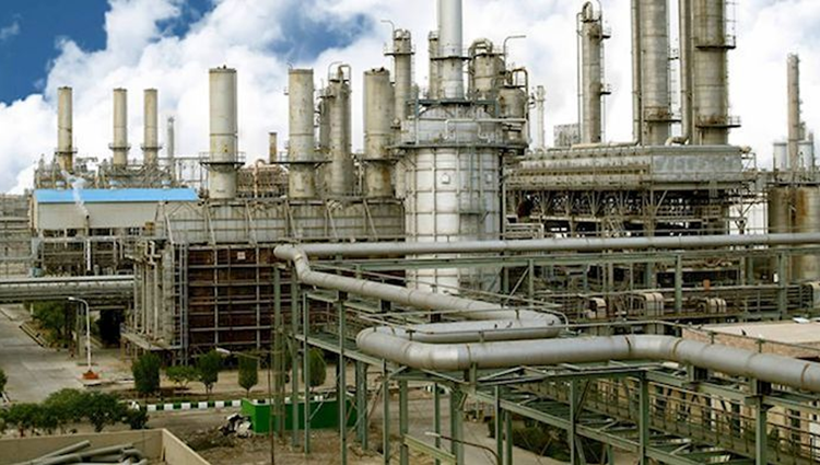 Iran Regime's Petrochemical Industry