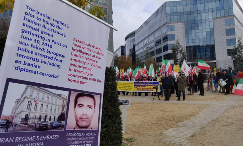 Iranian Regime Hinting at Further Terrorist Attacks in Europe