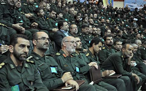Revolutionary Guards Corps (IRGC).