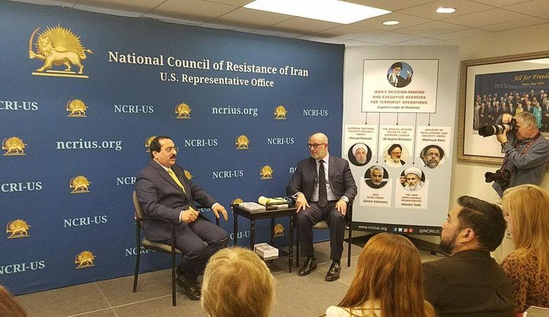 National Council of Resistance of Iran (NCRI confrance