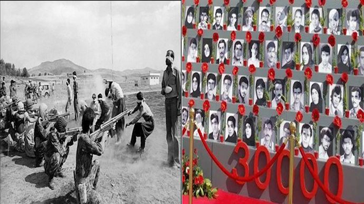 victims of the 1988 massacre