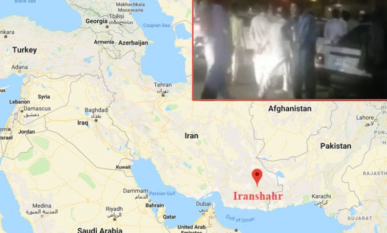 IRAN: Protest in Iranshahr Against Beating of a Citizen by the Police