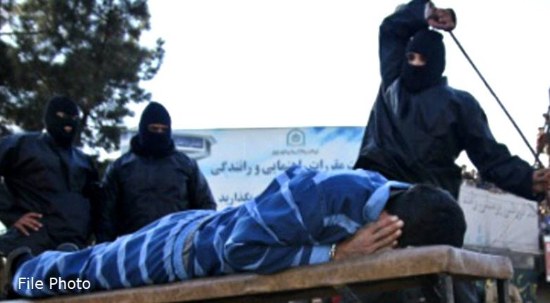 IRAN: Prisoner Flogged in Public in Ahvaz