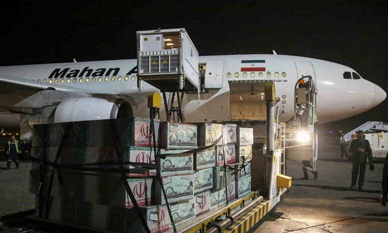 U.S.: Iranian Airlines Support Regime in Regional Violence by Transporting Fighters and Weapons