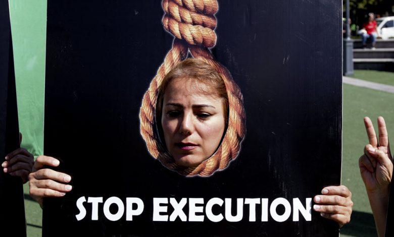 Iran Regime Hangs 2 Women; 93 Women Hanged Under Rouhani