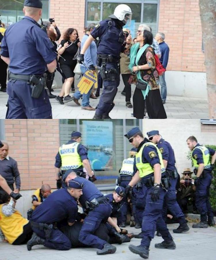 Javad Zarif's Trip to Sweden Turns Into a Fiasco