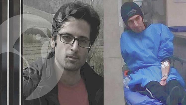 political prisoners Majid Assadi and Arash Sadeghi