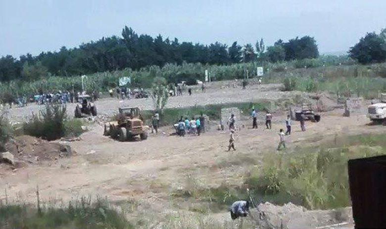 Ali Khamenei's Military Forces Killed Protesting People in Mahmoudabad, Mazandaran Province