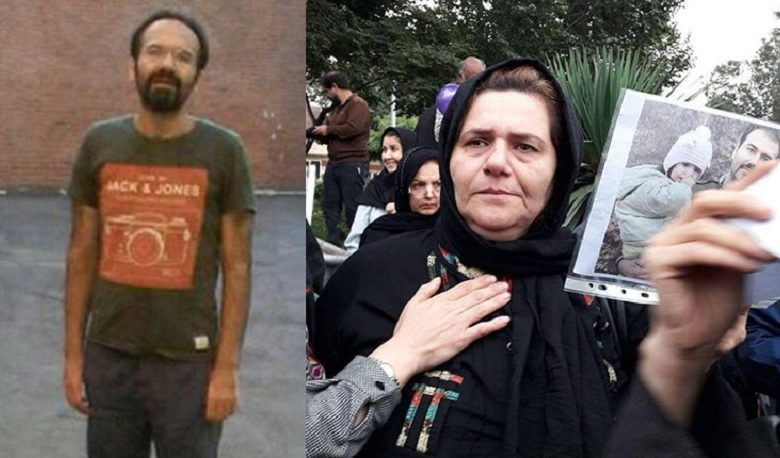 Iran Political Prisoner and Mother of Political Prisoner on Hunger Strike