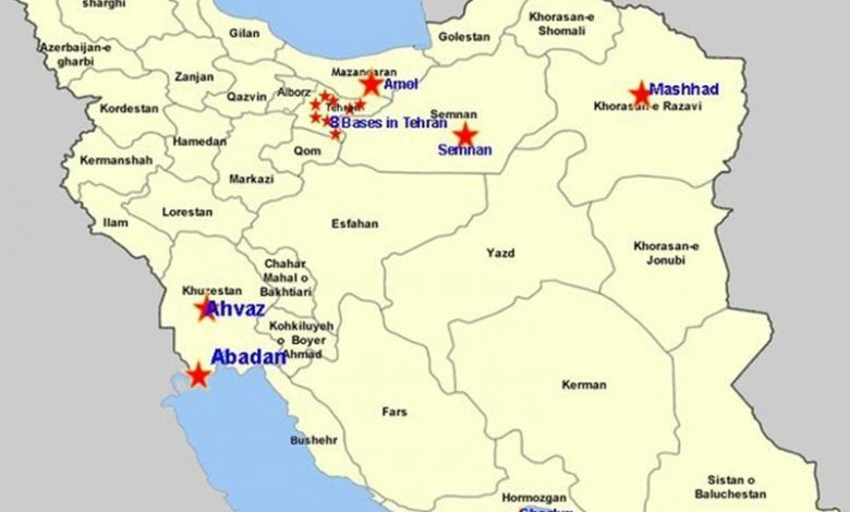 Iran Regime's 14 Terrorist Training Camps Preparing to Strike West – Daily Star