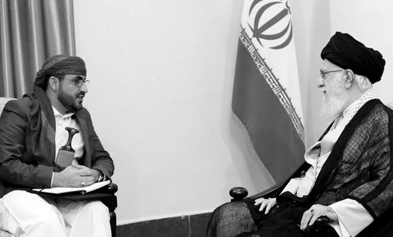 Khamenei says Iran regime will continue to back Houthi terrorists in Yemen