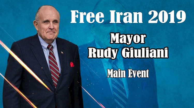 Mayor Rudy Giuliani