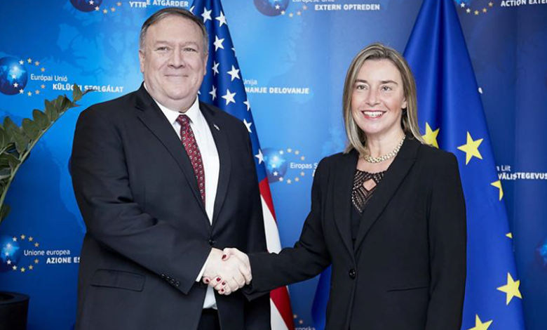 Pompeo's Brussels Visit Is an Opportunity for a Unified Transatlantic Iran Strategy