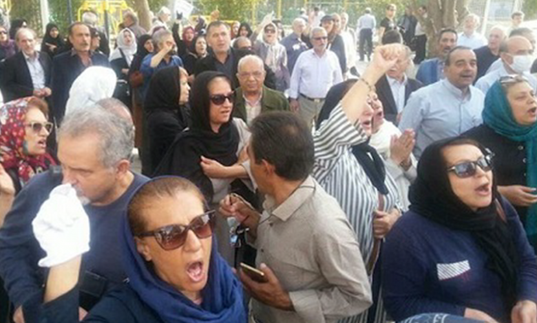 Iranians Continue to Protest