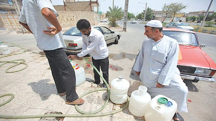 The Water Crisis in Iran Claims More Lives