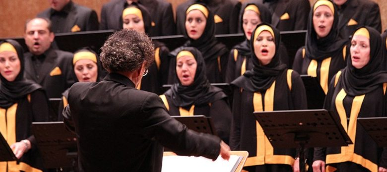 File photo- Female singers under most sever restrictions in Iran