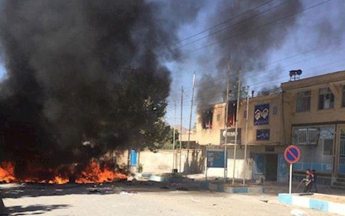 Iran-Lordegan protests