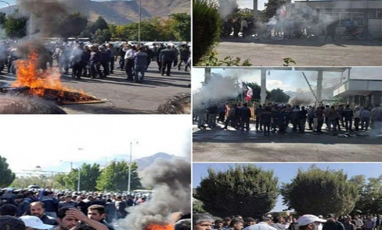 IRAN: Widespread Attest of Residents of Lordegan and Surrounding Areas to Prevent the Continuation and Expansion of the Uprising