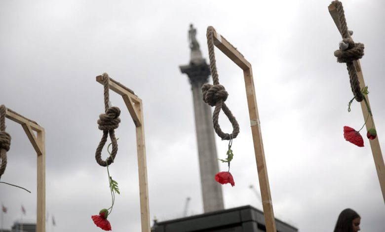 Iran's Regime Ranks First for Executions per Capita