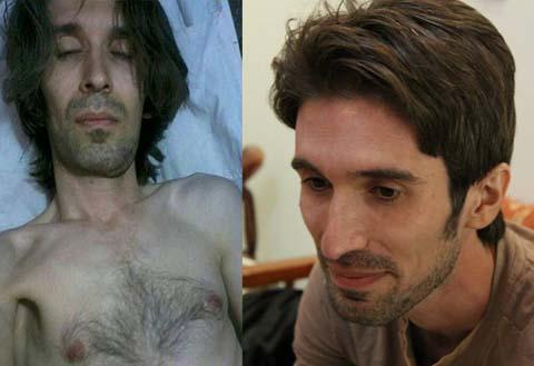 Iranian political prisoner Majid Assadi (File)