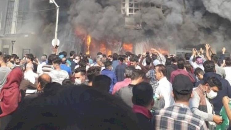 Iran Protests- November 2019-file photo