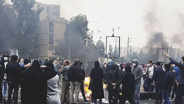 The Iran Protests Destroyed the Regime's False Image of Stability