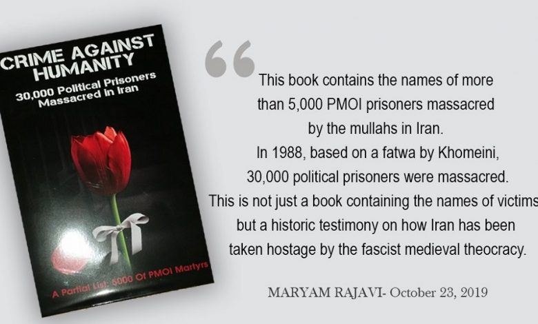Crime Against Humanity: New Book