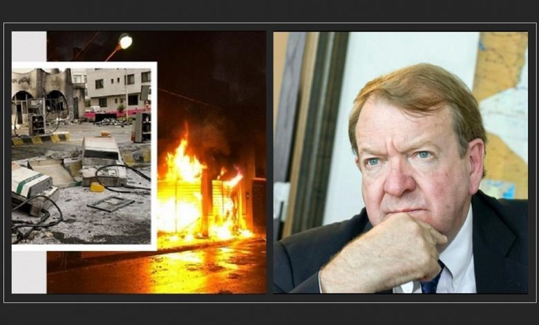 IRAN- THE END OF THE MULLAHS. By Struan Stevenson