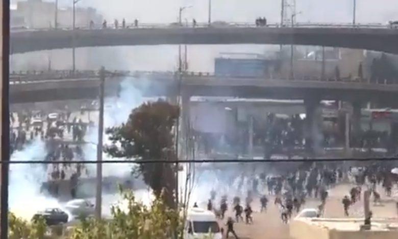 Iran, Despite Crackdown the Protests Continue