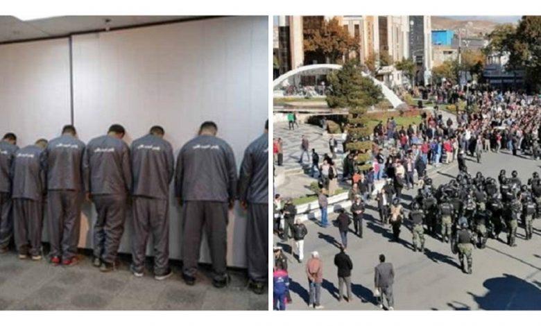 Iran Protests: 531 Arrests in Khuzestan and Kermanshah