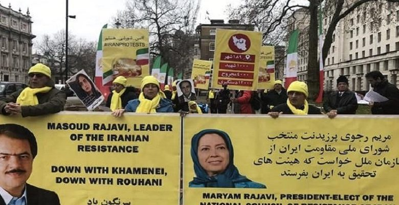 Anglo-Iranians Urge UK to Support the Iran Protests