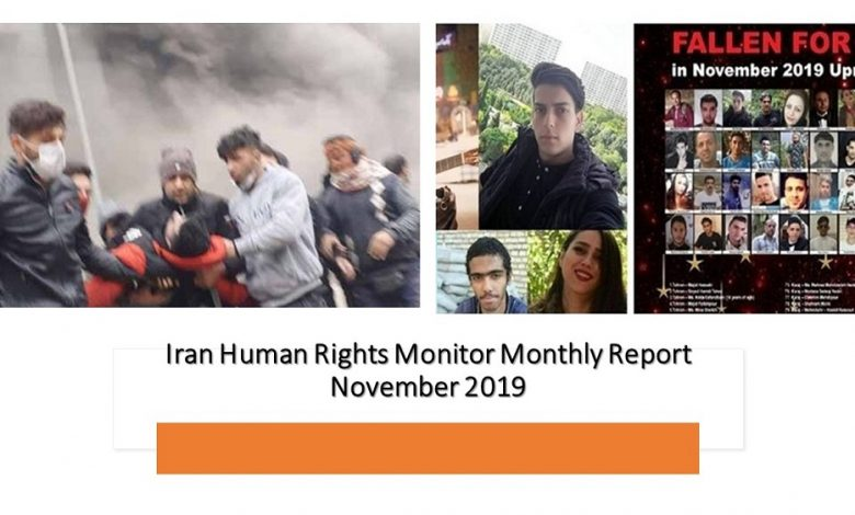 At Least 1000 Protesters Killed in Iran in November