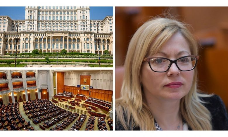 Romanian Lawmaker Decries Crackdown on Iran Protests