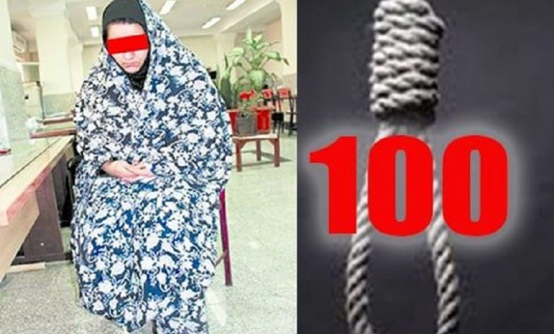 Iran's Regime Executes 100th Woman During Rouhani's Term