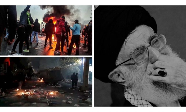 Iran Protests, a Turning Point in Iran's Political and Social Spectrum