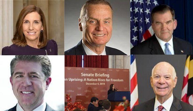 U.S. Senators Support the Iran Protests