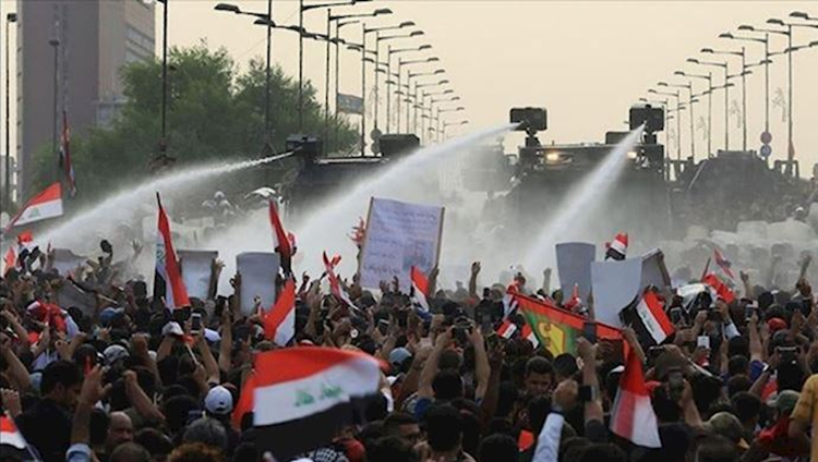 The Uprising in Iraq