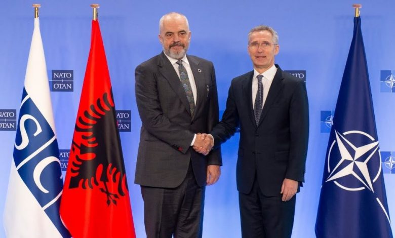 Albanian Prime Minister Says His Country Won't Change Its Approach Toward Iran's Opposition MEK