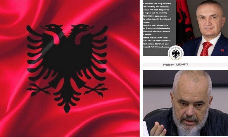 Albanian authorities respond to Khamenei
