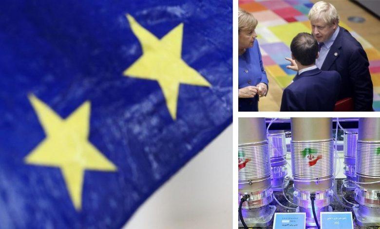 European Powers, EU3 Trigger Dispute Mechanism