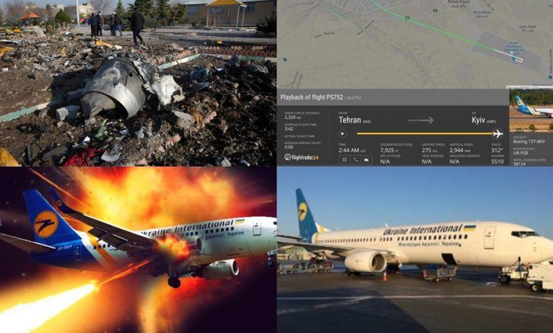U.S. Confirms Iran Regime's Role in Shooting Down Ukrainian Airplane
